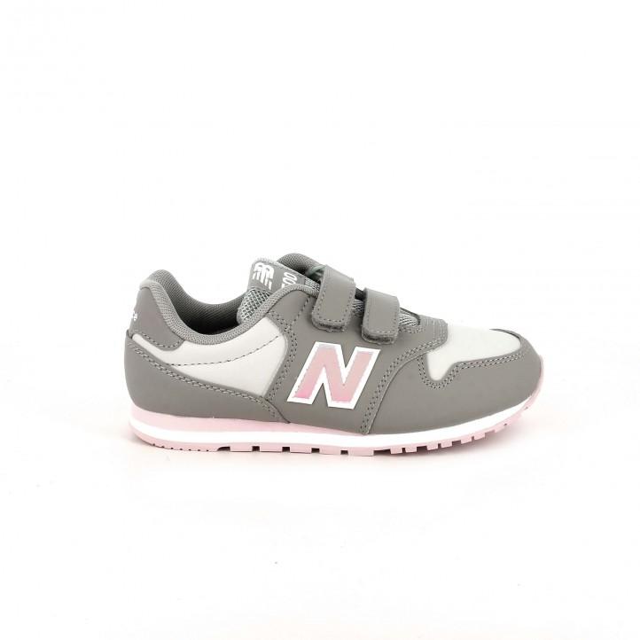 zapatillas deporte NEW BALANCE 500 grises - Querol online