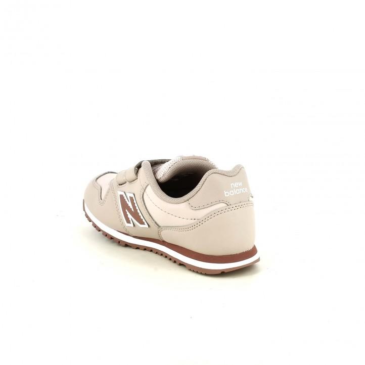 zapatillas deporte NEW BALANCE 500 rosas - Querol online