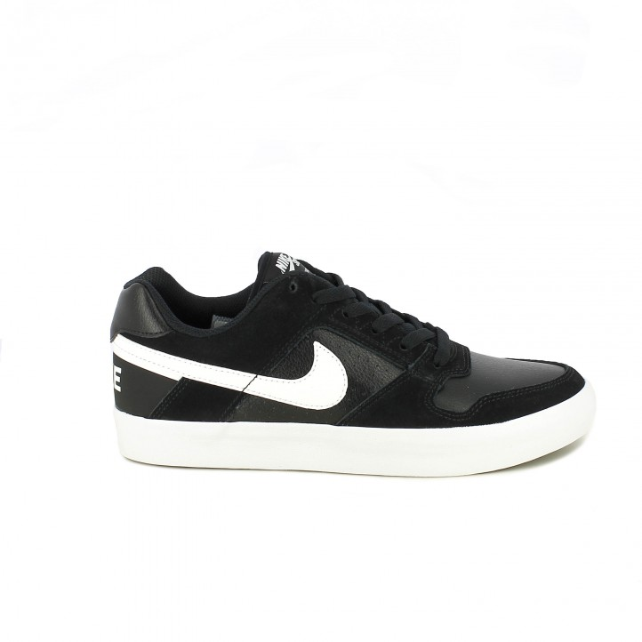 6745e7a4623 zapatillas deportivas NIKE sb delta force negras - Querol online ...