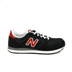 zapatillas deportivas NEW BALANCE 311 negras y rojas - Querol online