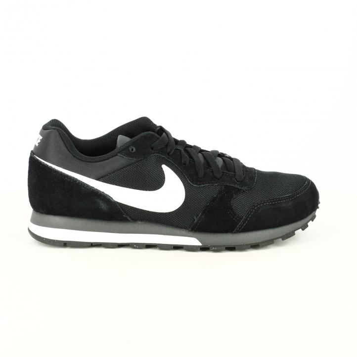 Deportivas Online Querol Nike Md Runner 2 Negras Zapatillas pdUqd