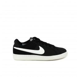 zapatillas deportivas NIKE court royale negras y blancas - Querol online