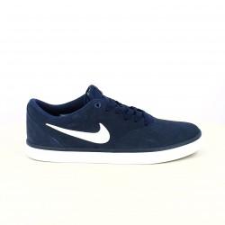 zapatillas deportivas NIKE sb check solar azules - Querol online