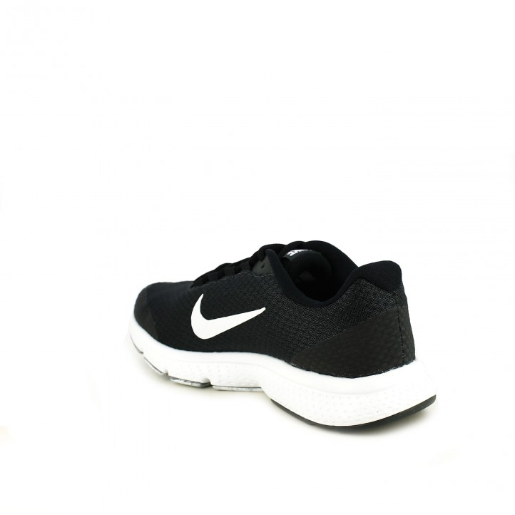zapatillas deportivas NIKE runallday negras - Querol online