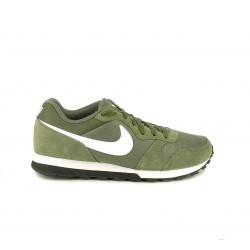 Zapatillas deportivas NIKE md runner 2 verdes - Querol online