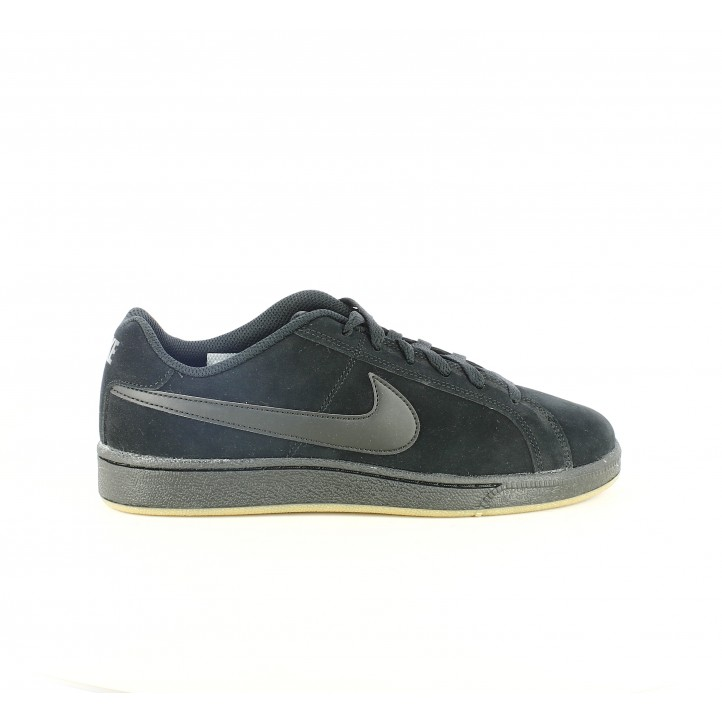 zapatillas deportivas NIKE court royale suede negras - Querol online