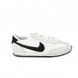 zapatillas deportivas NIKE mach runner blancas y negras - Querol online