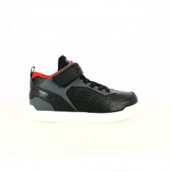 sabatilles esport SKECHERS botes negres amb llums led - Querol online