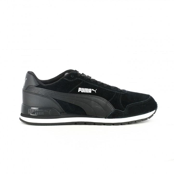7233dbdeee213 zapatillas deportivas PUMA st runner negras - Querol online ...