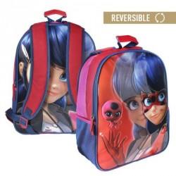 complementos ARTESANIA CERDA mochila reversible ladybug - Querol online