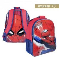 complementos ARTESANIA CERDA mochila spiderman reversible - Querol online
