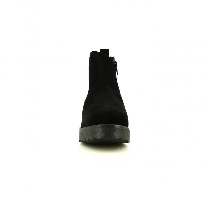 botins QUETS! chelsea negre de pell - Querol online
