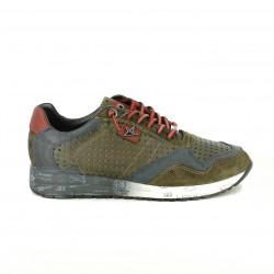 zapatos sport CETTI verdes, rojos y azules - Querol online