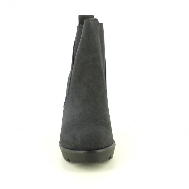 botins de taló YOU TOO chelsea amb elàstics triangulars - Querol online