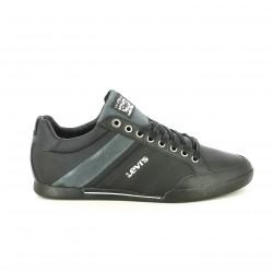 zapatos sport LEVIS turlock negros - Querol online
