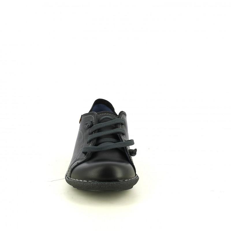 338fe7edaa Planos Zapatos Jungla Online Querol Negros Cerrados Hfdrqf