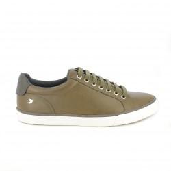 zapatos sport GIOSEPPO marrones y blancos - Querol online