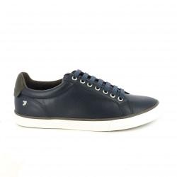 zapatos sport GIOSEPPO azul marino y blancos - Querol online