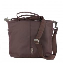 complementos SLANG BARCELONA bolso lila de lona - Querol online