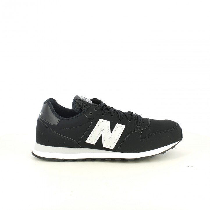 5f02dd5f90a zapatillas deportivas NEW BALANCE 500 negras - Querol online ...