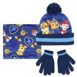 complements ARTESANIA CERDA pack de guants, braga polar i barret de la patrulla canina - Querol online