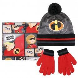 complements ARTESANIA CERDA pack braga polar, guants i barret els increibles - Querol online