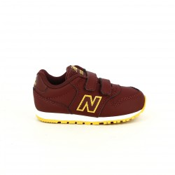 sabatilles esport NEW BALANCE 500 bordeus i taronges - Querol online