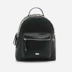 complementos Mustang mochila negra con tachuelas - Querol online
