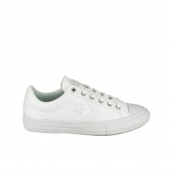 converse star player blanca