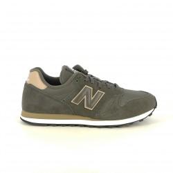 zapatillas deportivas NEW BALANCE 373 marrones piel - Querol online