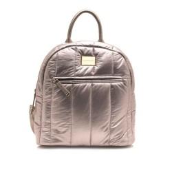 complementos MARIA MARE mochila rosa metalizada - Querol online