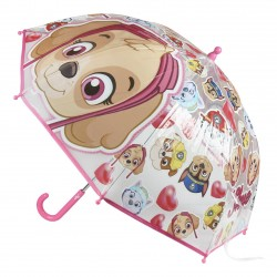 complementos ARTESANIA CERDA paraguas patrulla canina rosa - Querol online