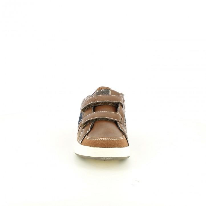 sabates LOIS marrons i blaves - Querol online