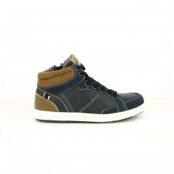botins LOIS blau marí i marrons - Querol online