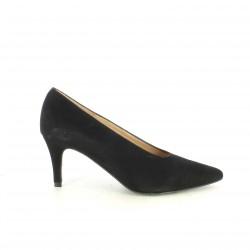 zapatos tacón SUITE009 stilettos negros - Querol online