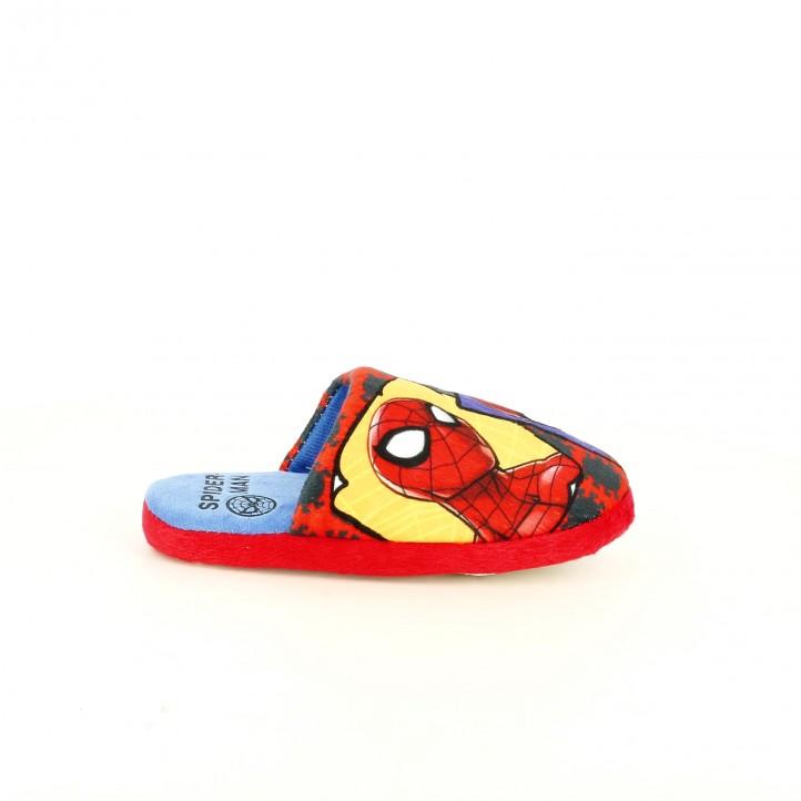 zapatillas casa ARTESANIA CERDA spiderman - Querol online