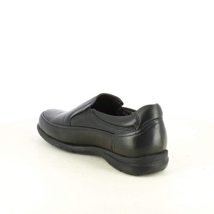 zapatos sport FLUCHOS mocasines de piel - Querol online