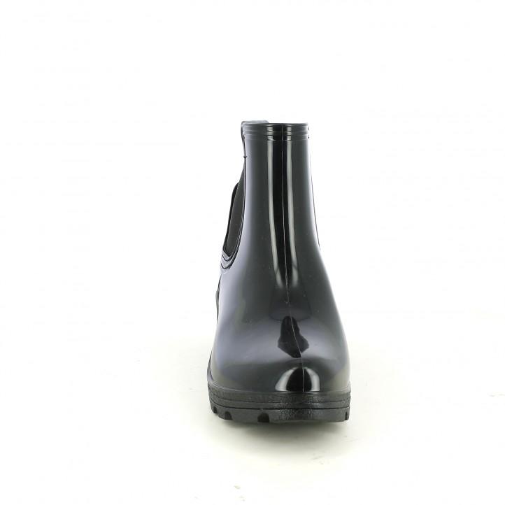 botas agua OWEL negras bajas - Querol online