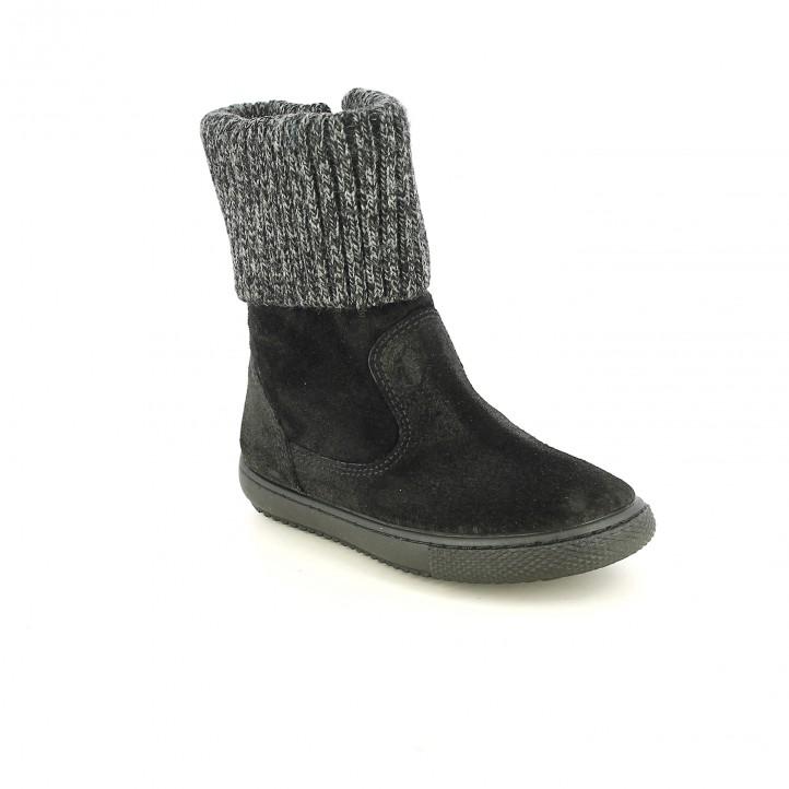 botins VUL·LADI negres i grisos - Querol online