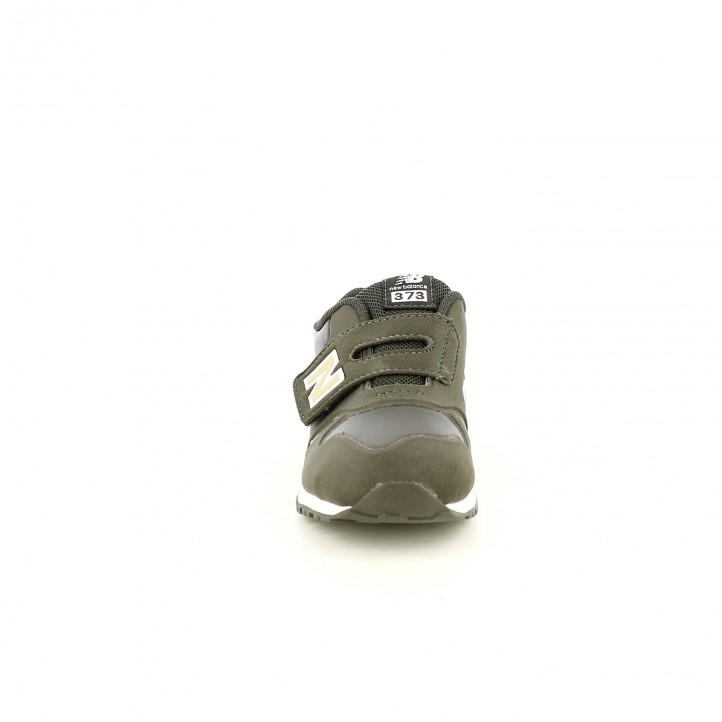 zapatillas deporte NEW BALANCE 373 marrones - Querol online