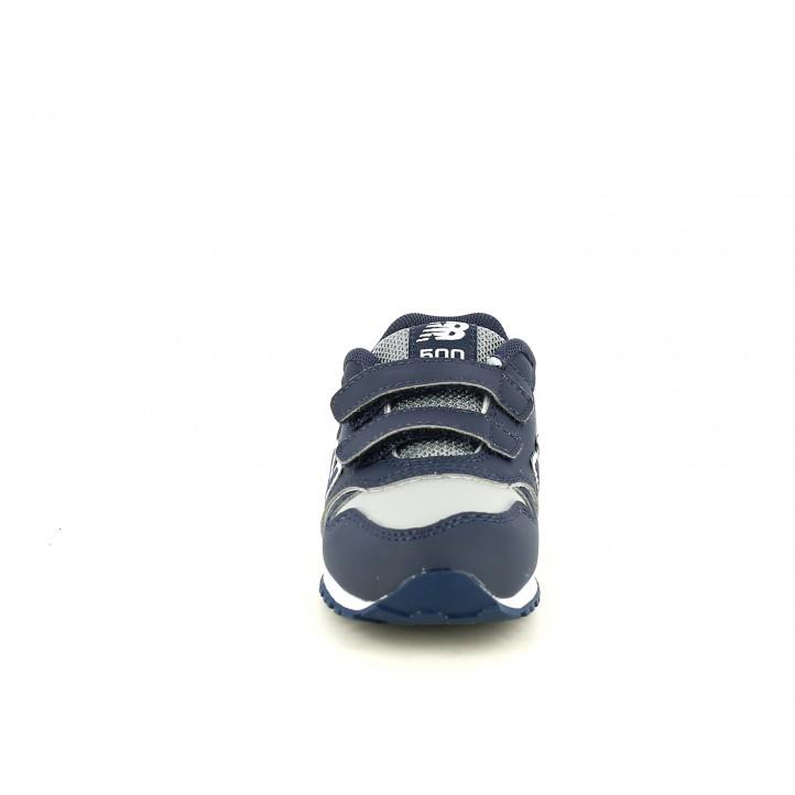 zapatillas deporte NEW BALANCE 500 azules - Querol online