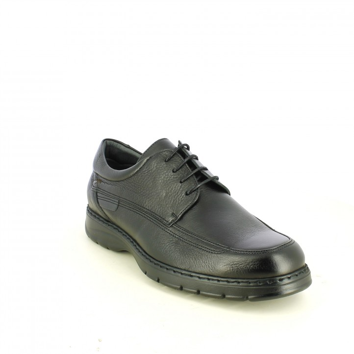 zapatos sport FLUCHOS bluchers de piel - Querol online