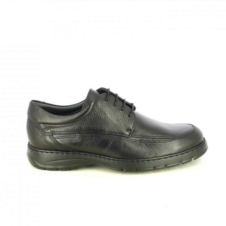 sabates sport FLUCHOS bluchers de pell - Querol online