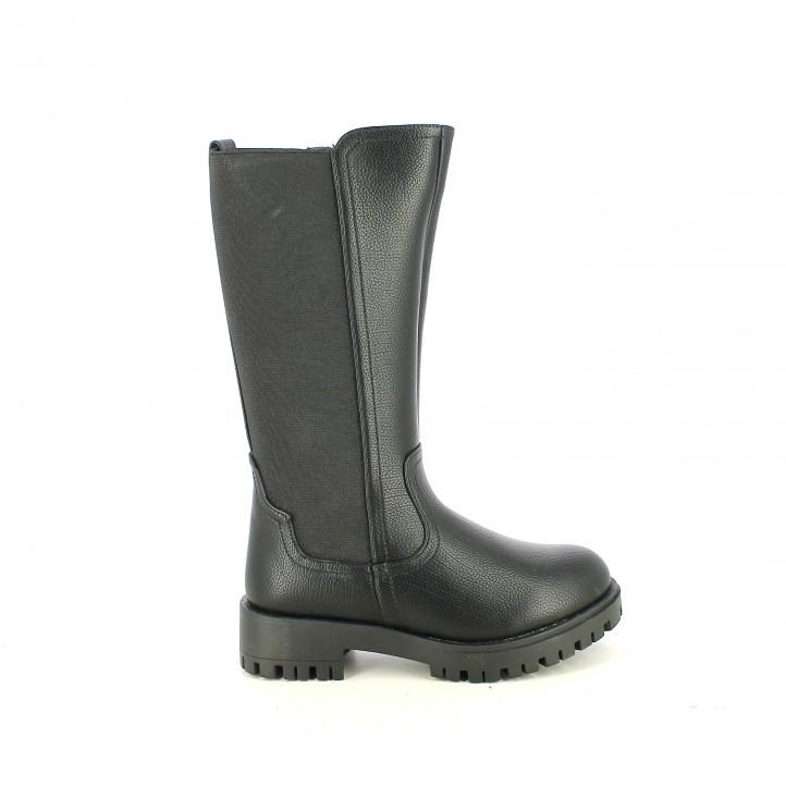 botas K-TINNI negras con gomas - Querol online