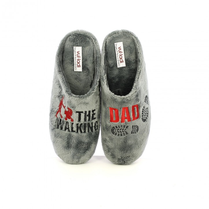 zapatillas casa VUL·LADI the walking dad - Querol online