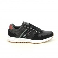 sabates sport XTI negres amb animal print - Querol online