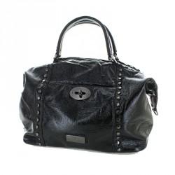 complementos XTI bolso negro metalizado - Querol online
