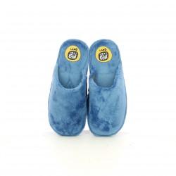 zapatillas casa LARO azules - Querol online