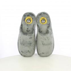 zapatillas casa LARO grises - Querol online