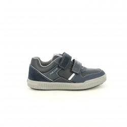 sabates GEOX blau marí de pell - Querol online